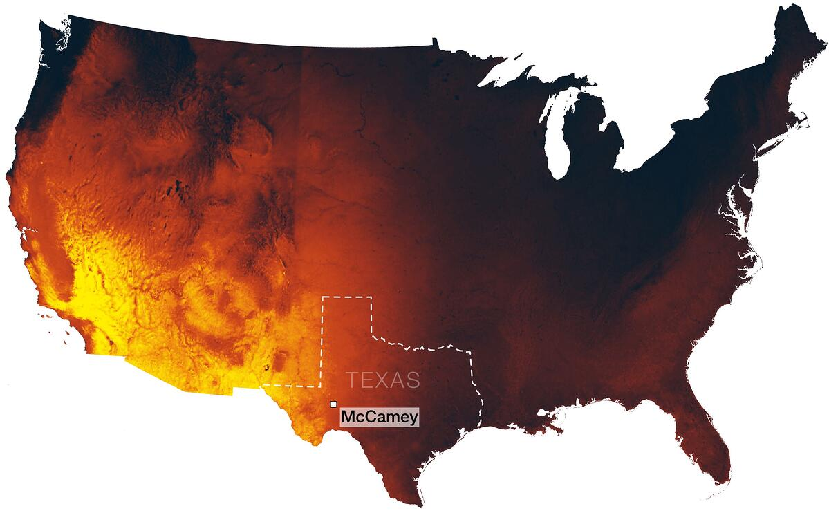 sunbelt map